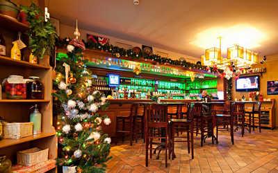 Банкетный зал бара, ресторана Братья МО (бывший Гриль Хофф) на проспекте Мира