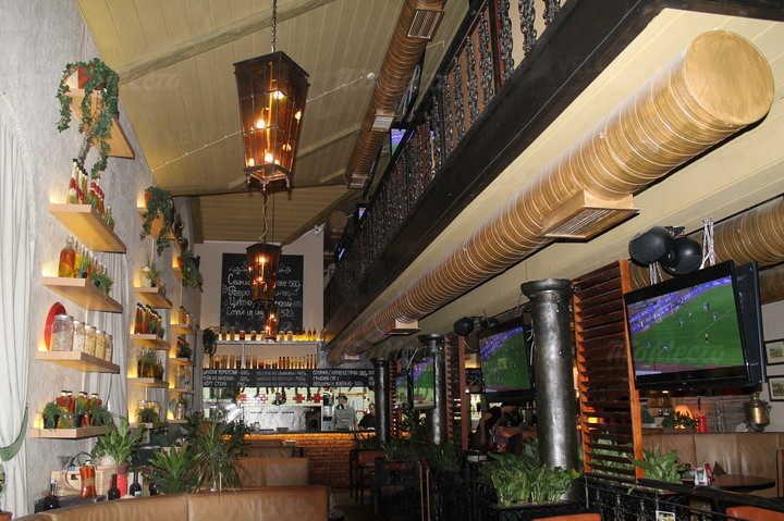 Меню бара, ресторана Братья МО (бывший Гриль Хофф) на проспекте Мира