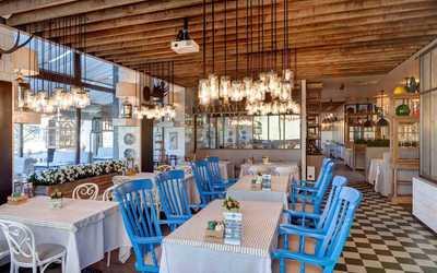 Банкетный зал ресторана Любимый на Индустриальном проспекте фото 1