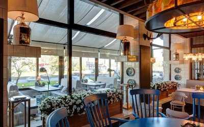 Банкетный зал ресторана Любимый на Индустриальном проспекте фото 2