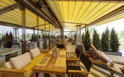 Банкетный зал ресторана Крыша на Индустриальном проспекте фото 1