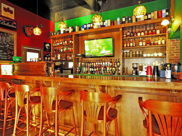 Lucky bear bar (Лаки бир бар)