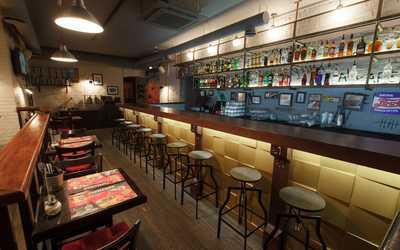Банкетный зал бара Куба Либре (Cuba Libre) на Садовой улице фото 3