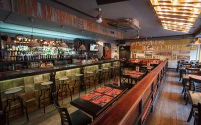 Банкетный зал бара Куба Либре (Cuba libre bar) на Садовой улице