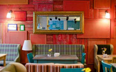 Банкетный зал  Друзья Бар (Dрузья bar) на 18-й линии