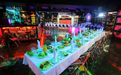 Банкетный зал ночного клуба Кардинал на проспекте Энгельса фото 2