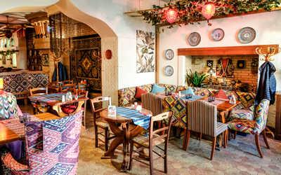 Банкетный зал ресторана Али-Баба на улице Белинского фото 2