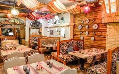 Банкетный зал ресторана Али-Баба на улице Белинского фото 1