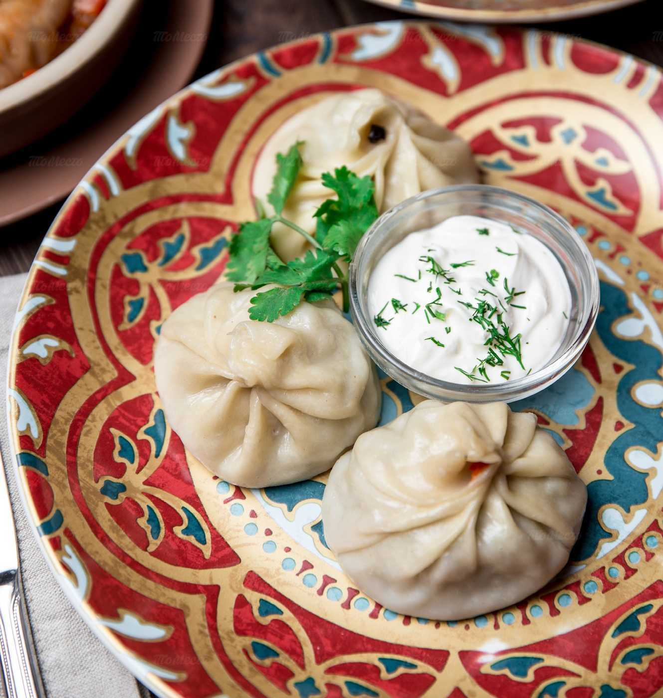 Меню ресторана Али-Баба на улице Белинского фото 10
