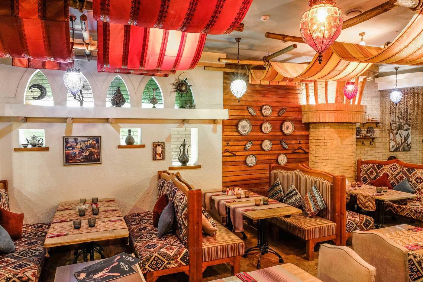 Ресторан Али-Баба на улице Белинского фото 4