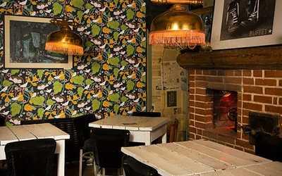 Банкетный зал кафе Буфет на Ошарской улице фото 2