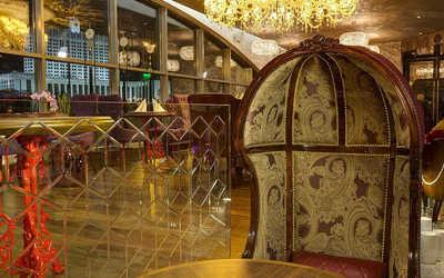 Банкетный зал ресторана Soluxe Club (Солюкс Клаб) на Кутузовском проспекте