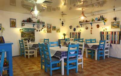 Банкетный зал ресторана Эль Греко на Сормовском шоссе фото 1