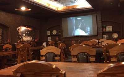 Банкетный зал ресторана, стейка-хауса Хинкальная на Ковалихинской улице