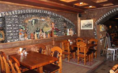 Банкетный зал ресторана Хинкальная на Ковалихинской улице фото 1