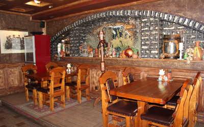 Банкетный зал ресторана Хинкальная на Ковалихинской улице фото 3