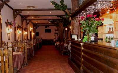 Банкетный зал ресторана Даиси (Daisi) в Ясном проезде фото 3