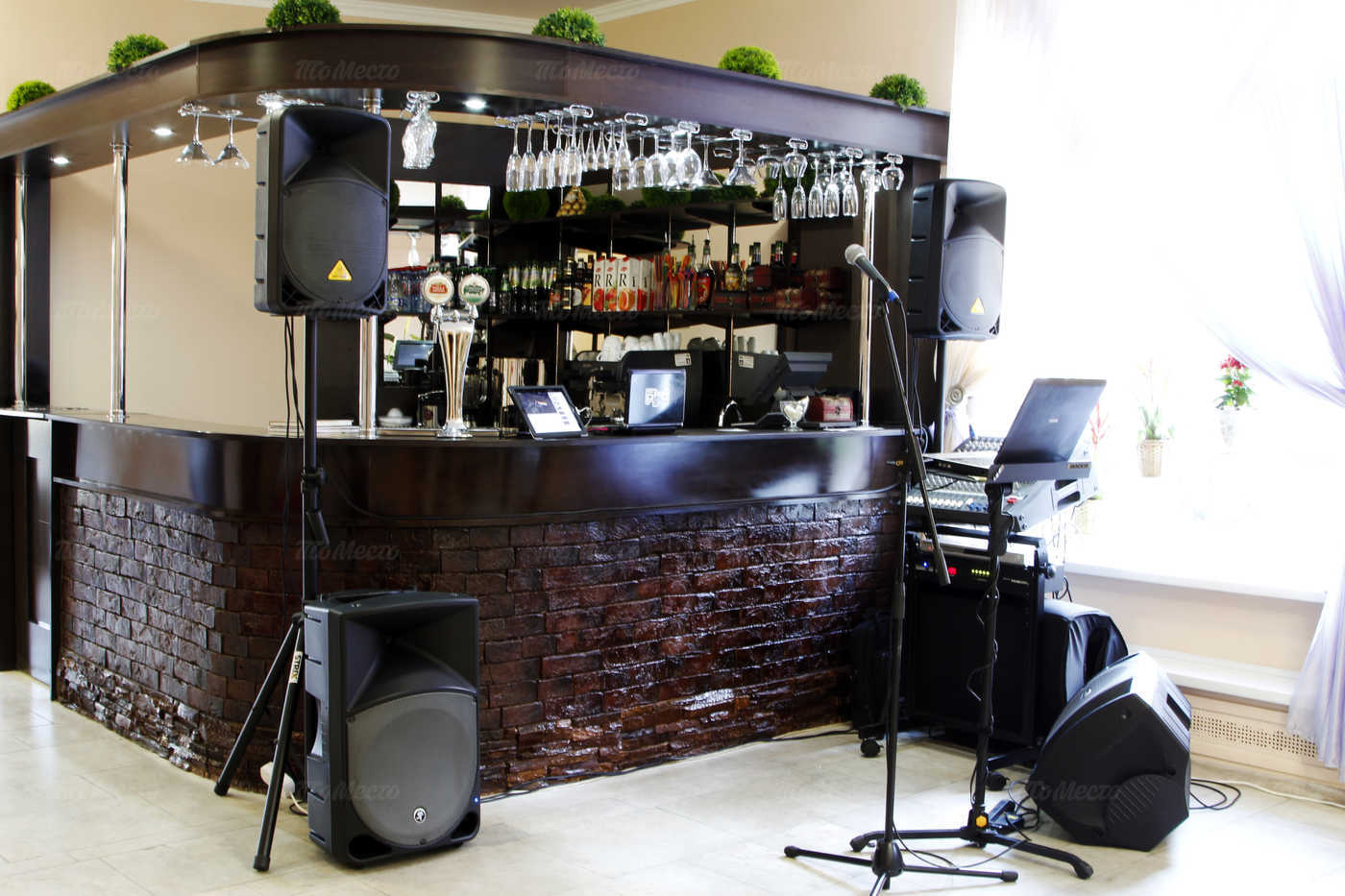 Меню кафе, ресторана Цинандали на Большой Андроньевской улице