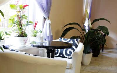 Банкетный зал кафе, ресторана Цинандали на Большой Андроньевской улице