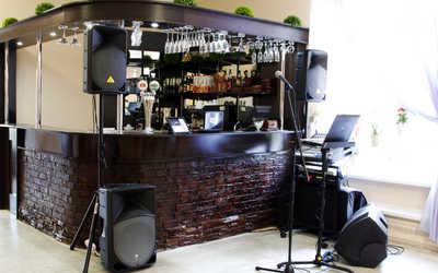 Банкетный зал ресторана Цинандали на Большой Андроньевской улице