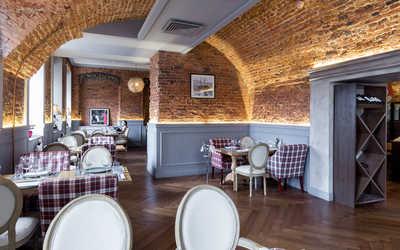 Банкетный зал ресторана Порто Мальтезе на набережной реки Фонтанки