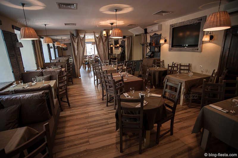 Меню бара, кафе, ресторана Гапикус в набережной канале Грибоедовой