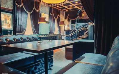 Банкетный зал бара, караоке клуба, ресторана StarRichOk на Невском проспекте