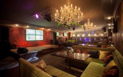 Банкетный зал караоке клуб, ночного клуба, ресторана Malinki (Малинки) на Фурштатской улице фото 3