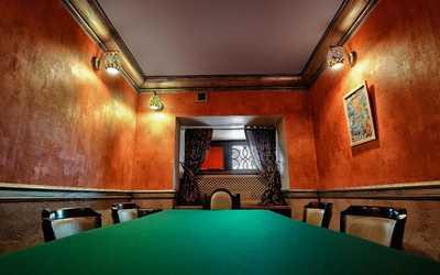 Банкетный зал бара, ресторана GYPSY BAR&GRILL на Литейном проспекте фото 2