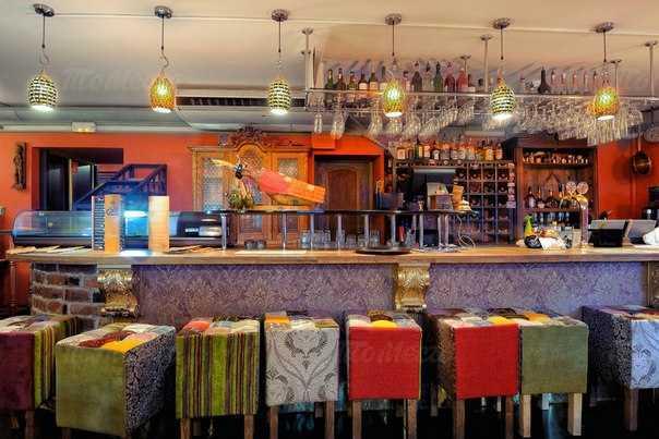 Меню бара, ресторана GYPSY BAR&GRILL на Литейном проспекте
