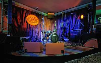 Банкетный зал бара, ресторана GYPSY BAR&GRILL на Литейном проспекте фото 3