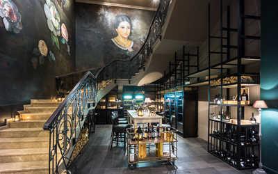 Банкетный зал ресторана Сорока в строении 6