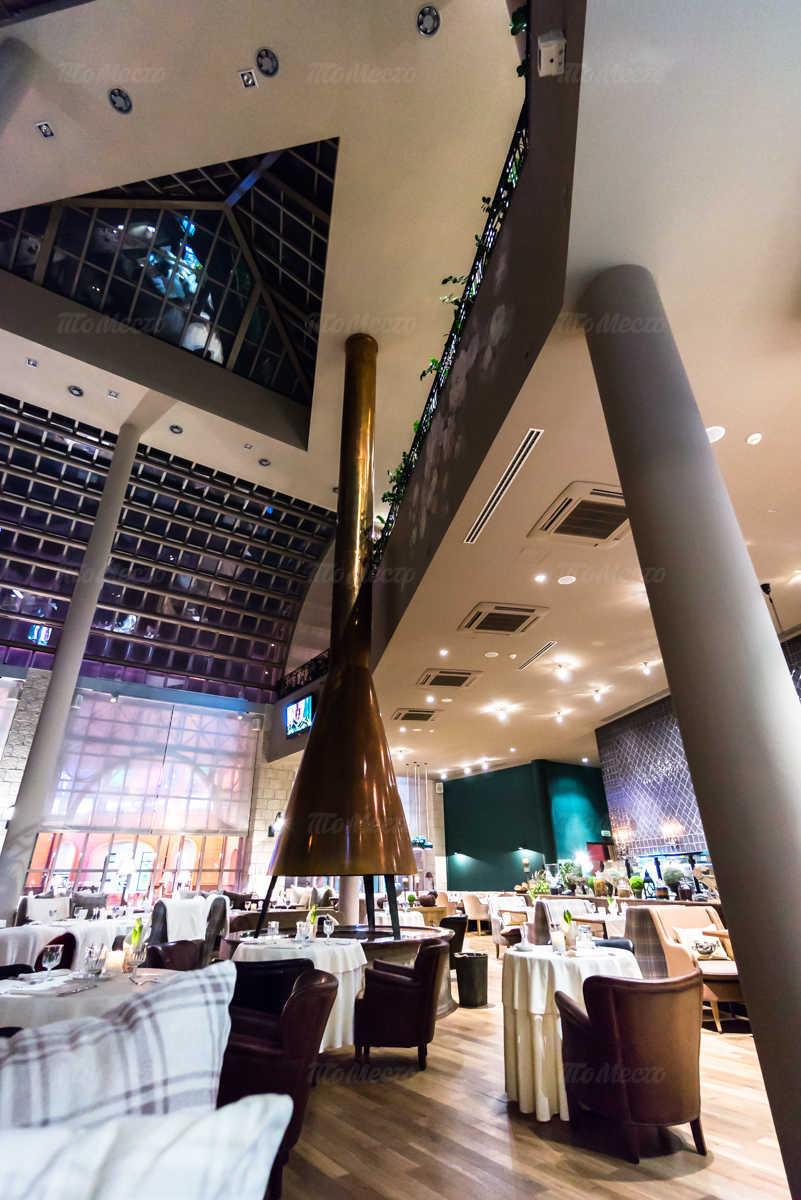 Меню ресторана Сорока в строении 6