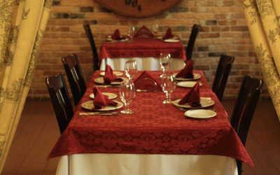 Банкетный зал ресторана Кавказ на улице Стахановцев фото 3