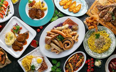 Меню ресторана Швабский домик на Новочеркасском проспекте фото 87