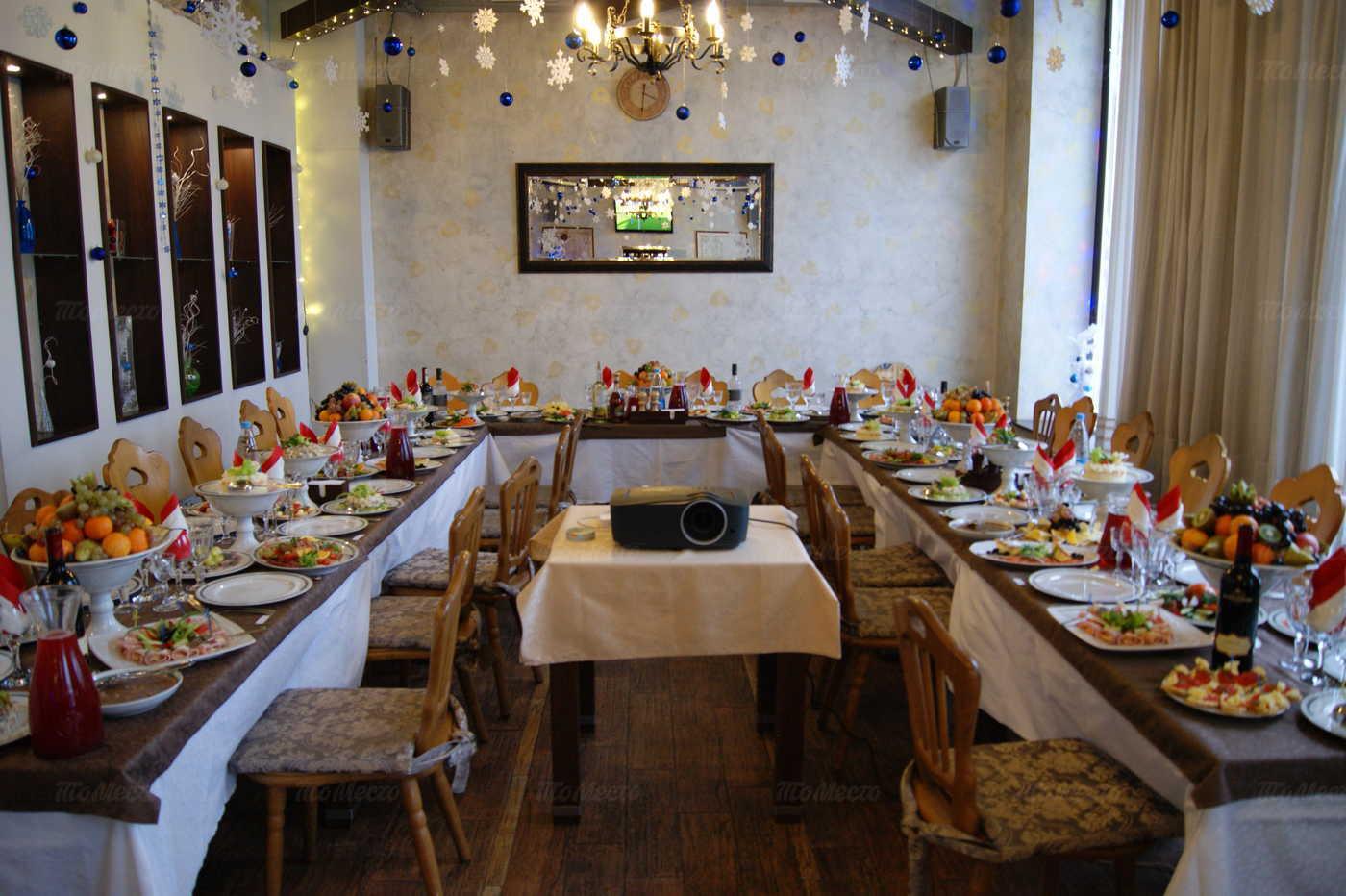 Банкеты ресторана Швабский Домик на Новочеркасском проспекте фото 6