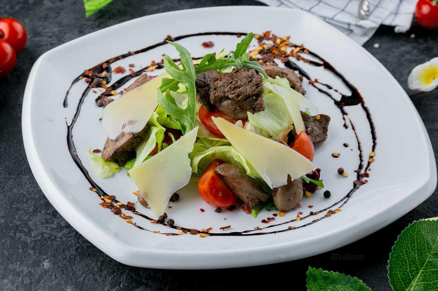 Меню ресторана Швабский Домик на Новочеркасском проспекте фото 37