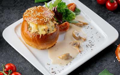 Меню ресторана Швабский домик на Новочеркасском проспекте фото 1