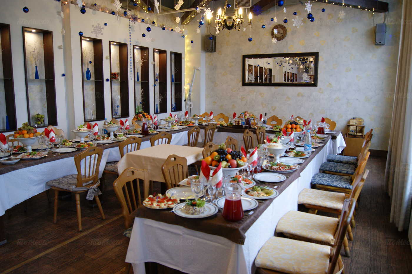 Банкеты ресторана Швабский Домик на Новочеркасском проспекте фото 5