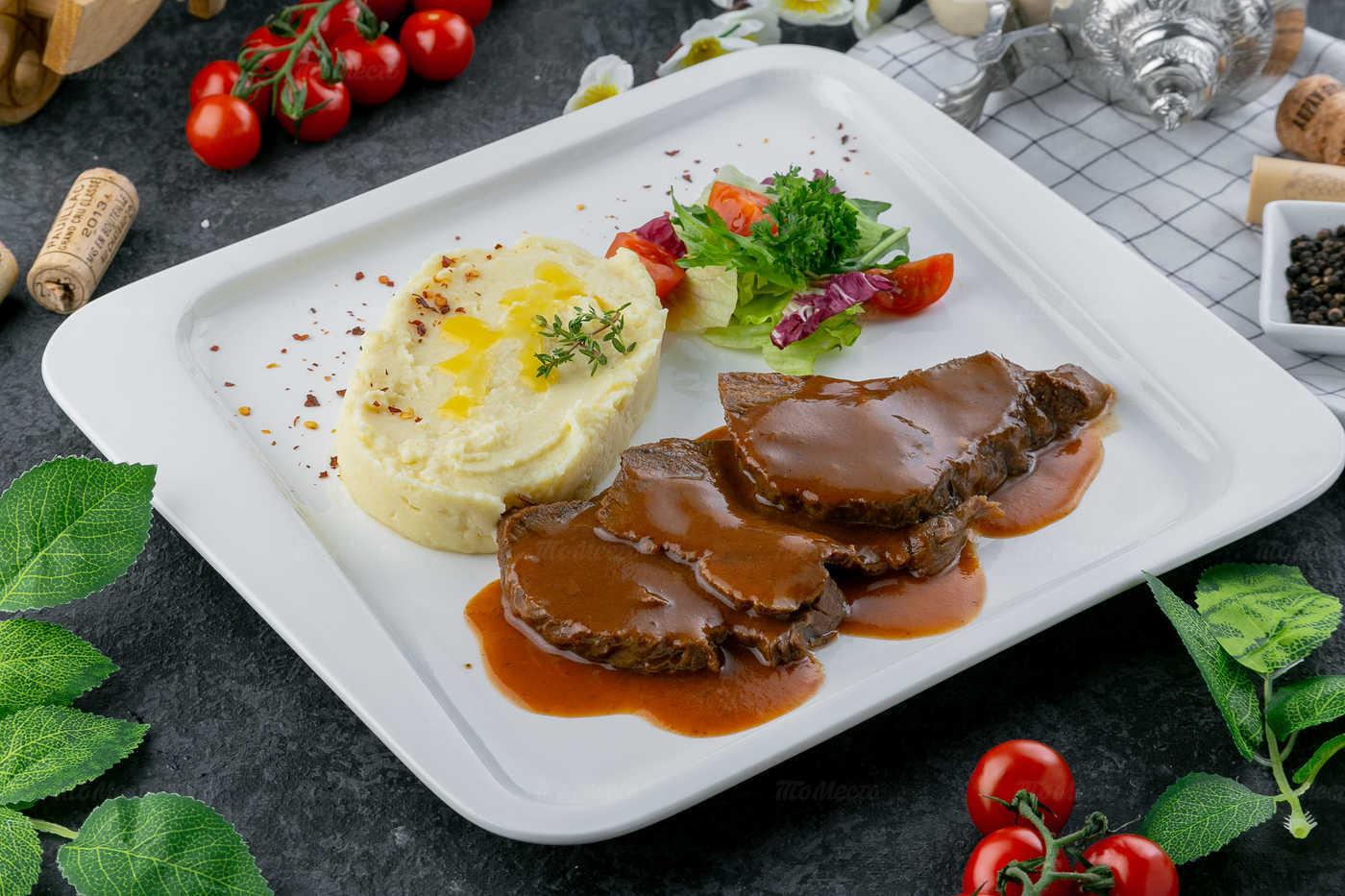 Меню ресторана Швабский Домик на Новочеркасском проспекте фото 80