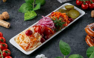 Меню ресторана Швабский домик на Новочеркасском проспекте фото 4