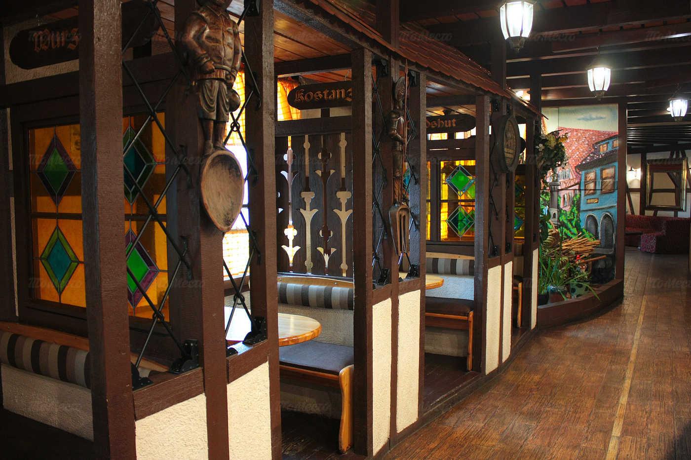 Ресторан Швабский Домик на Новочеркасском проспекте фото 18