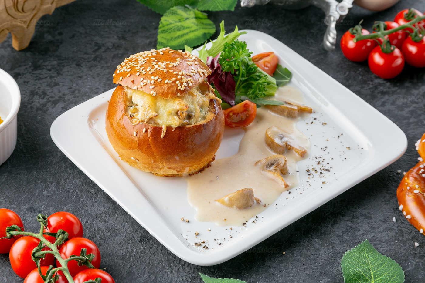 Меню ресторана Швабский Домик на Новочеркасском проспекте фото 83
