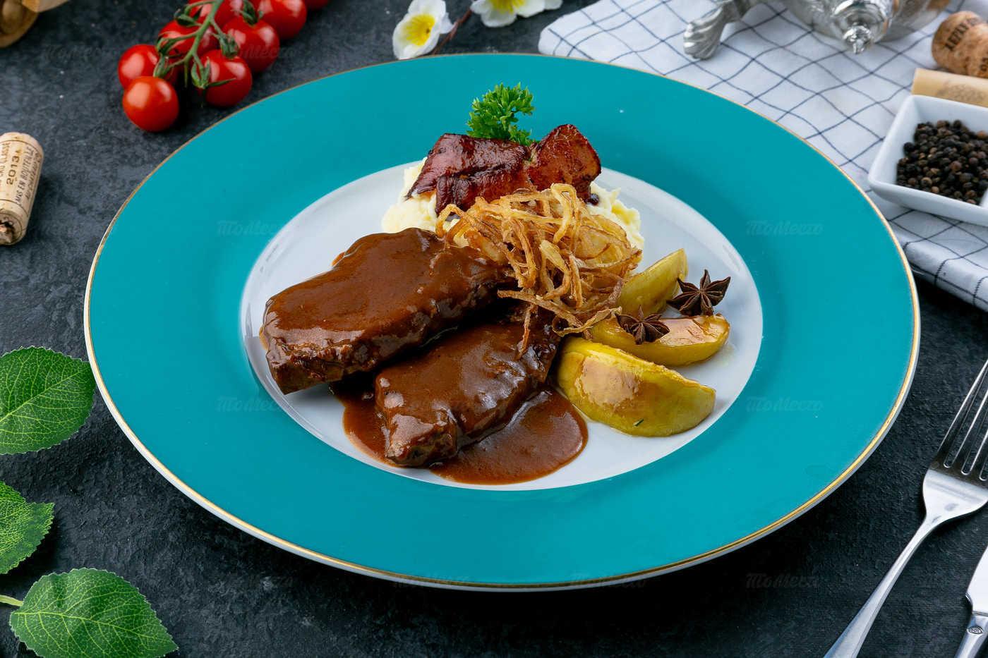 Меню ресторана Швабский Домик на Новочеркасском проспекте фото 99