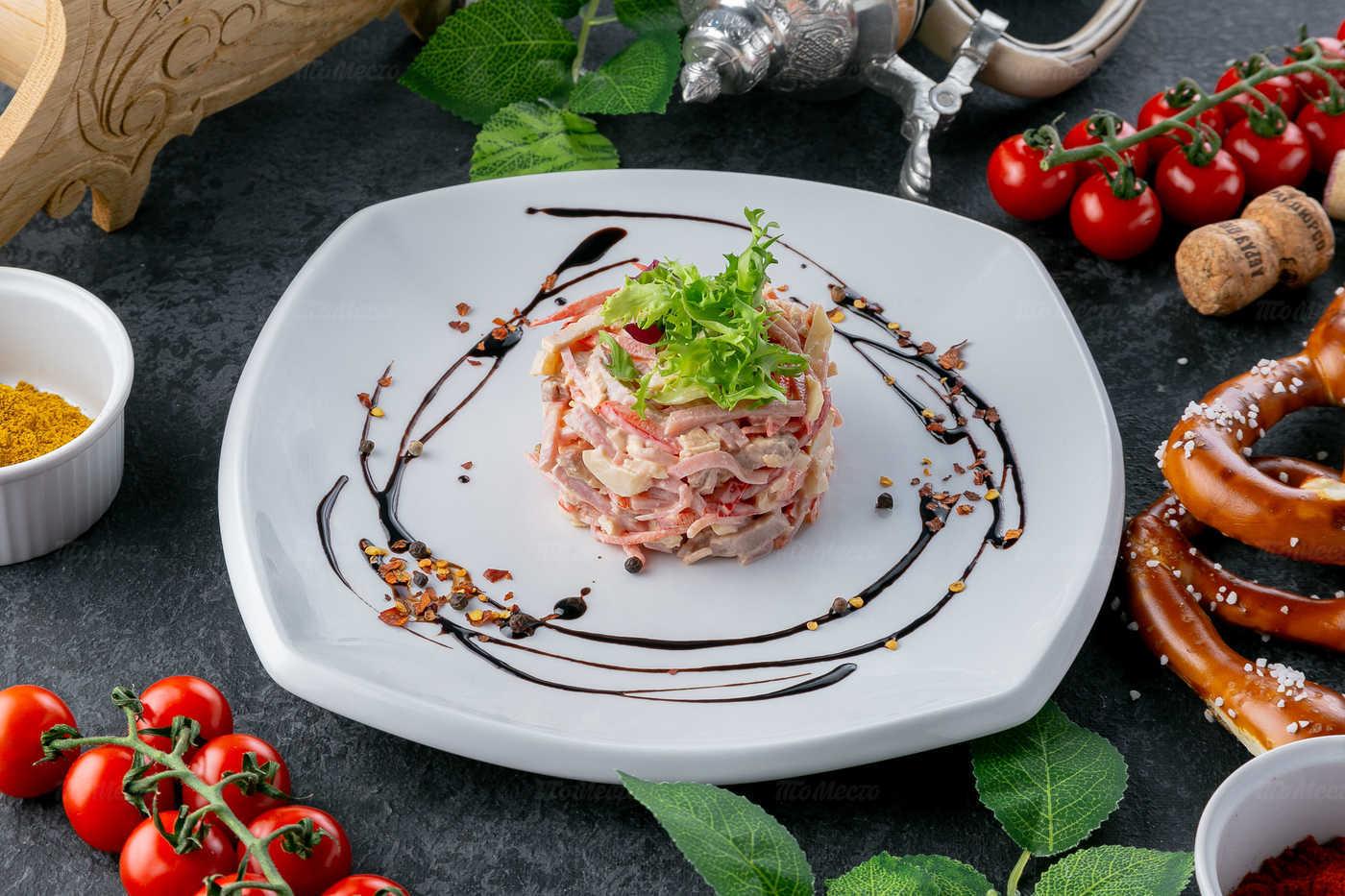 Меню ресторана Швабский Домик на Новочеркасском проспекте фото 103