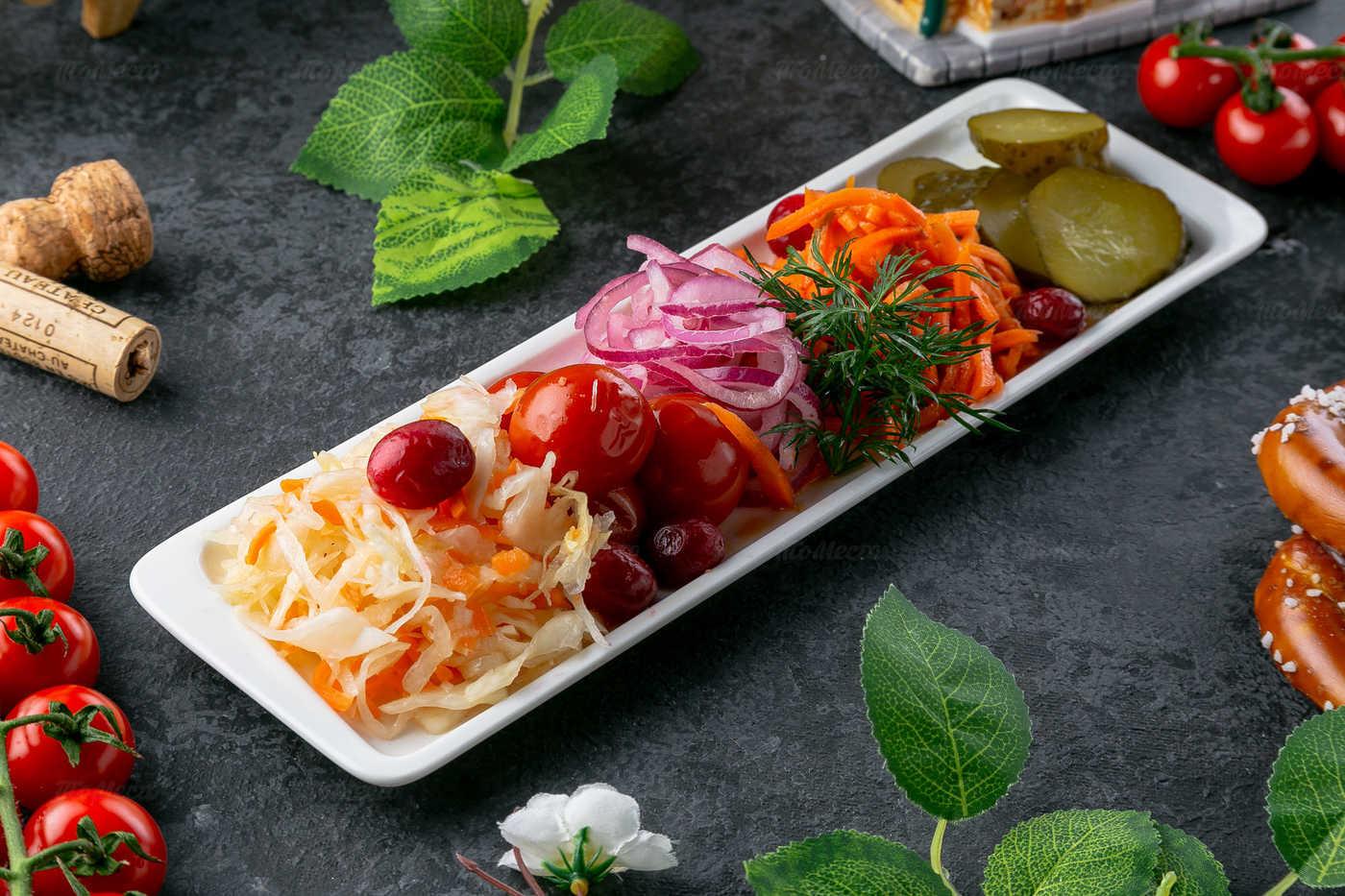 Меню ресторана Швабский Домик на Новочеркасском проспекте фото 101