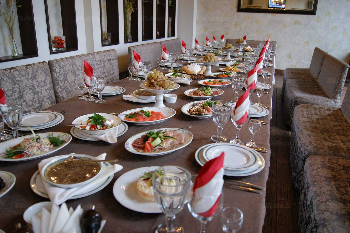 Банкеты ресторана Швабский Домик на Новочеркасском проспекте фото 3