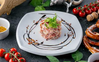 Меню ресторана Швабский домик на Новочеркасском проспекте фото 79
