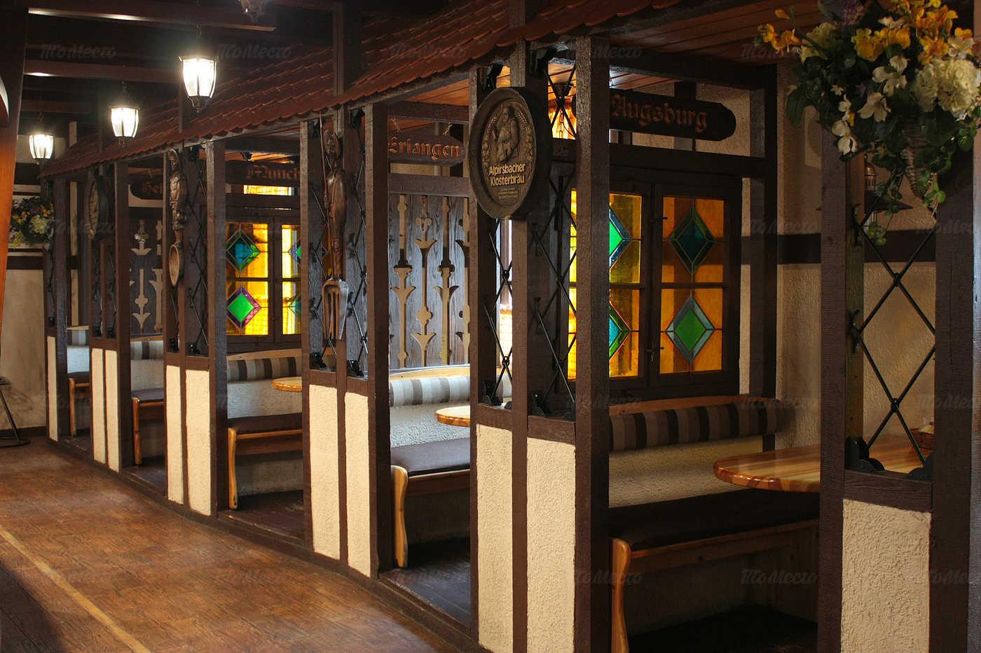Ресторан Швабский Домик на Новочеркасском проспекте фото 20