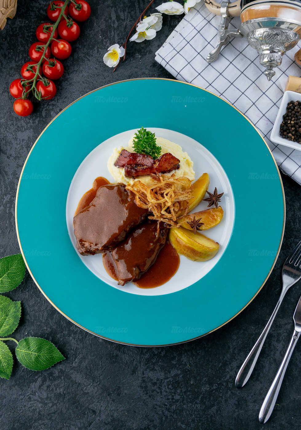 Меню ресторана Швабский Домик на Новочеркасском проспекте фото 62